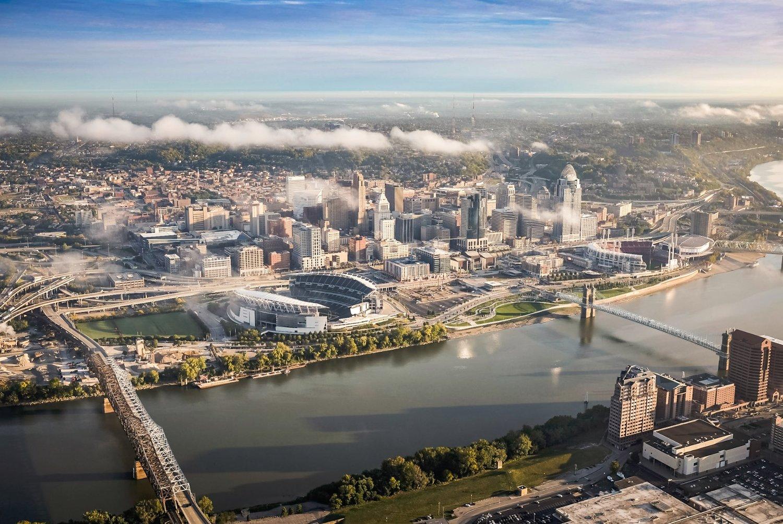 Aerial Drone Services - Cincinnati Photographer Rick Lohre