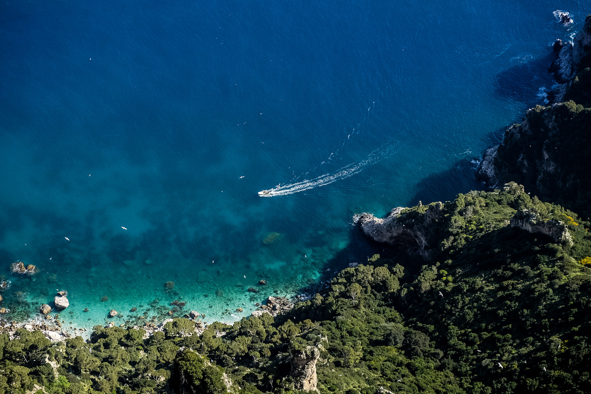Aerial Photography Worldwide - Capri Italy